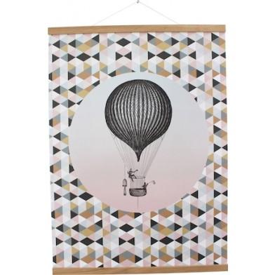 Ballon Ava Yves - Bees and Nectaries