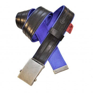 Stef Fauser Gürtel - Beltinger blau