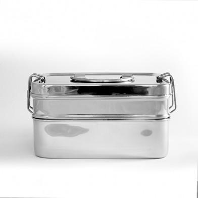 Brotbox XL Double - Eco Brotbox