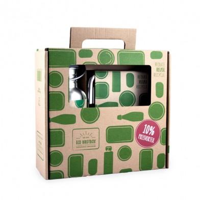 Schulstarter Set - Eco Brotbox