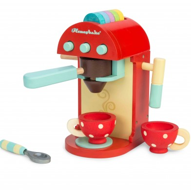 Le toy van - Kaffeemaschine -Set
