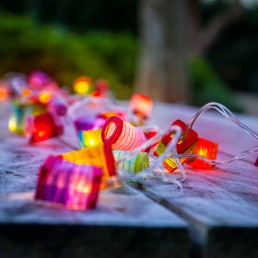 DreamLights - Outdoor-Lichterkette