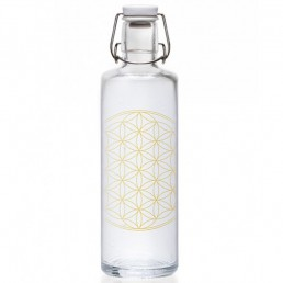 "Soulbottle big ""Flower of Life"""