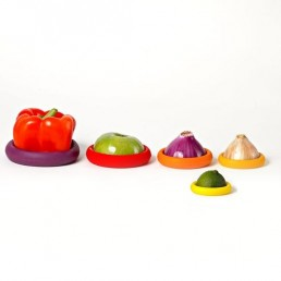 Original Food Huggers® 5er Set -