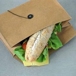 Zuperzozial  - Lunchbag large