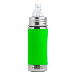 Trinklernflasche grün - Pura Kiki