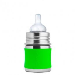 Babyflasche grün - Pura Kiki